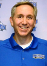 Daemen coach Mike MacDonald